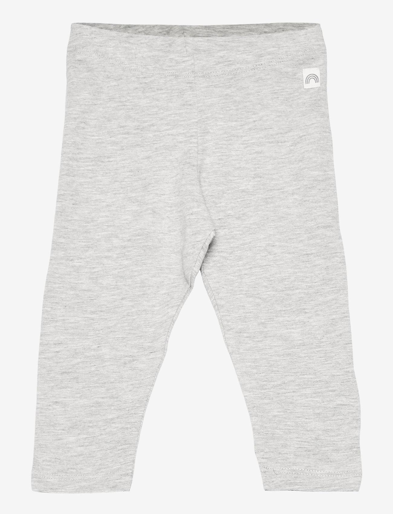 Lindex - 2 pack leggings solid - leggings - aqua - 2