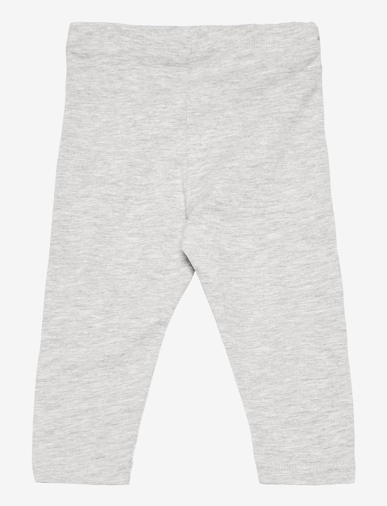 Lindex - 2 pack leggings solid - leggings - aqua - 3