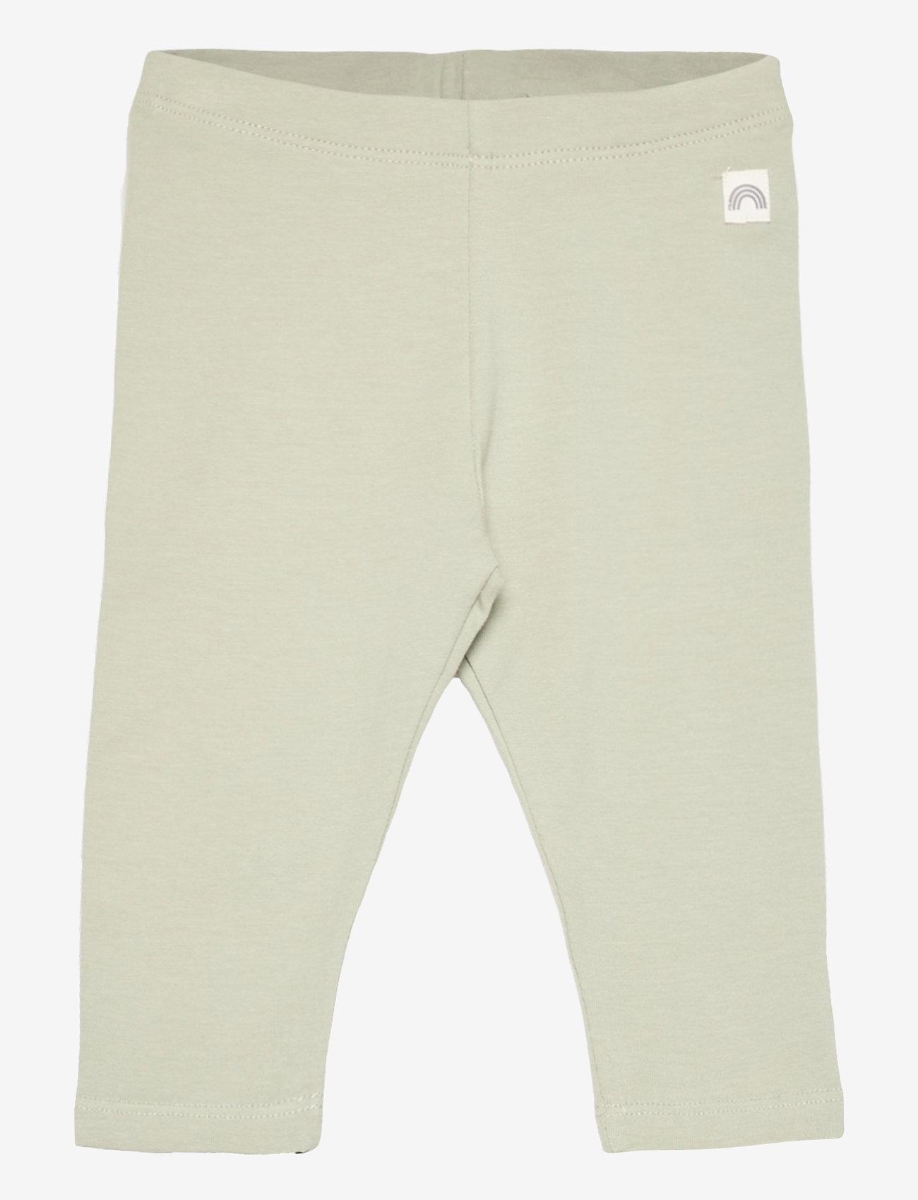 Lindex - 2 pack leggings solid - leggings - pink - 2