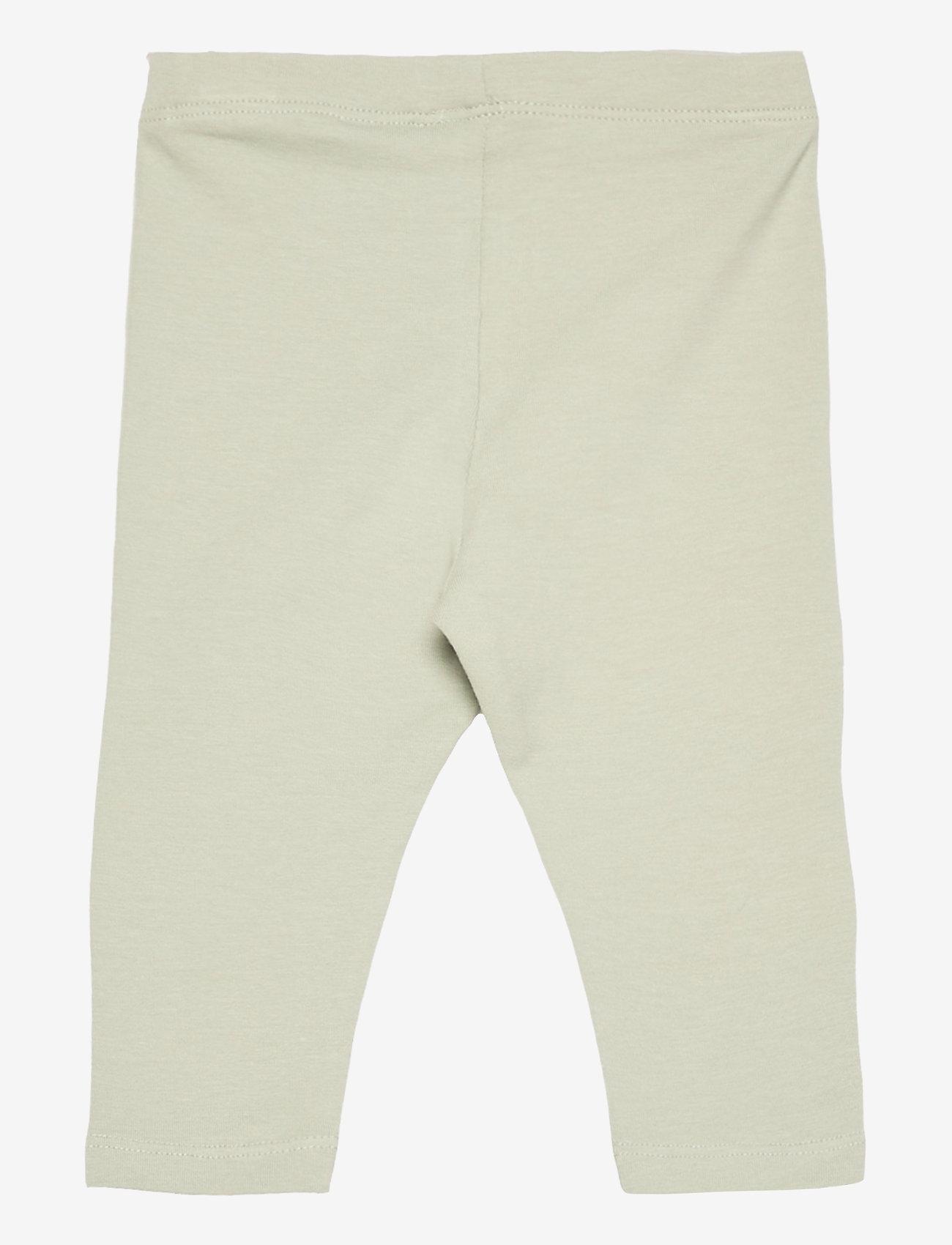 Lindex - 2 pack leggings solid - leggings - pink - 3