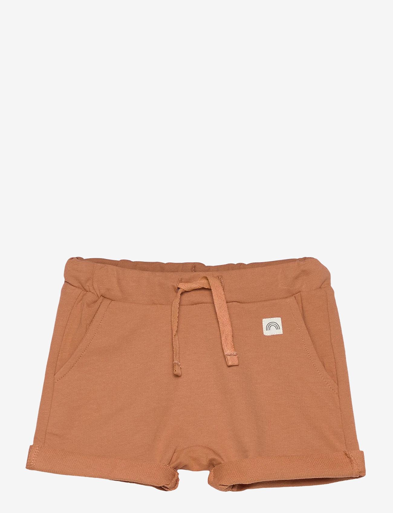 Lindex - Set wrap shorts jellyfish star - 2-delte sæt - brown - 2