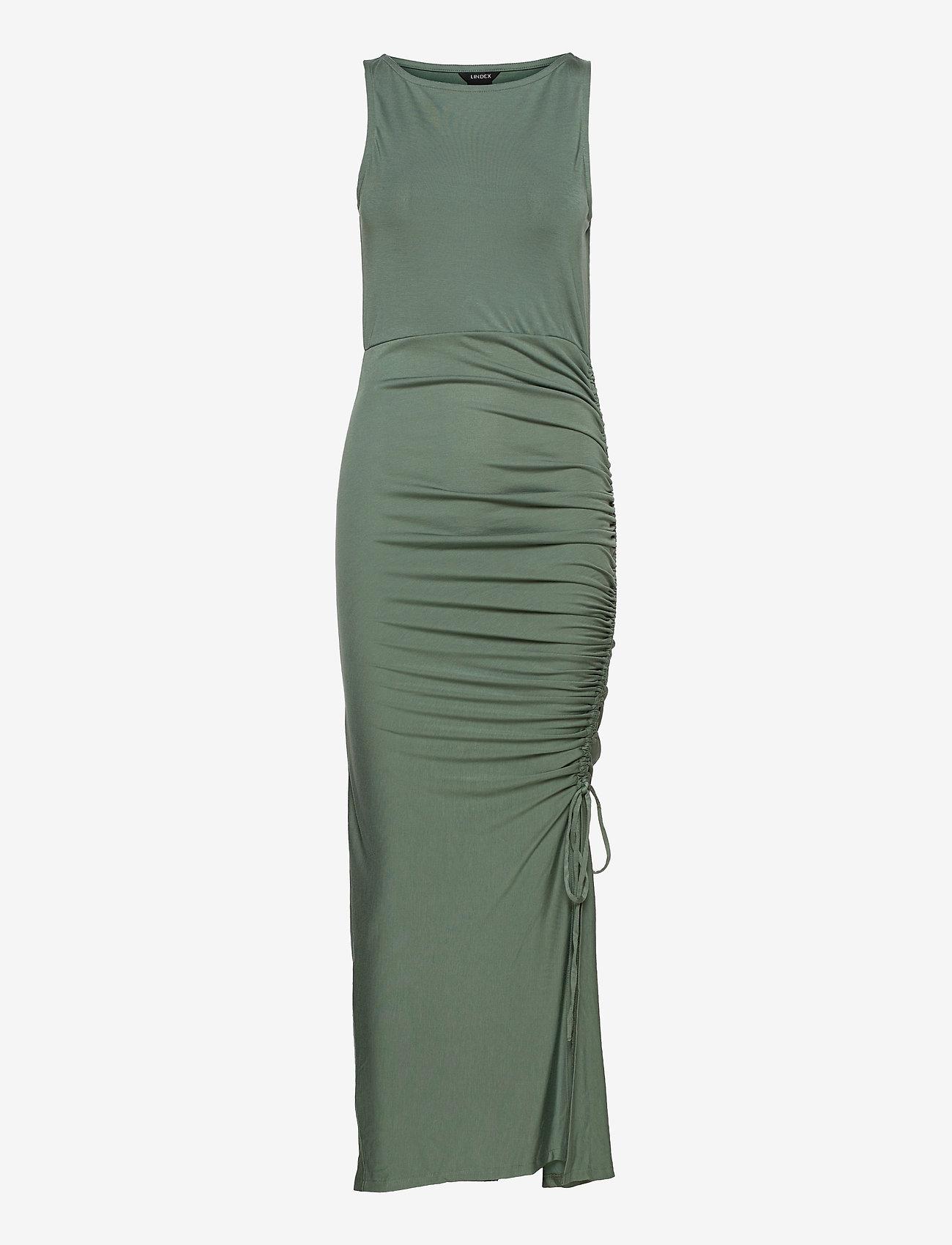 Lindex - Dress Debbie - kveldskjoler - green - 1