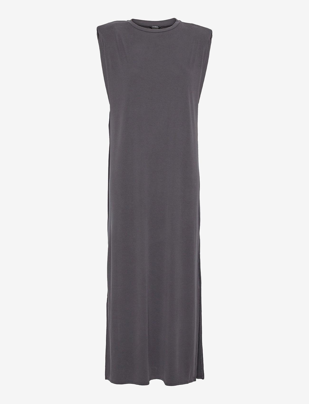 Lindex - Dress Milou - kveldskjoler - black - 0