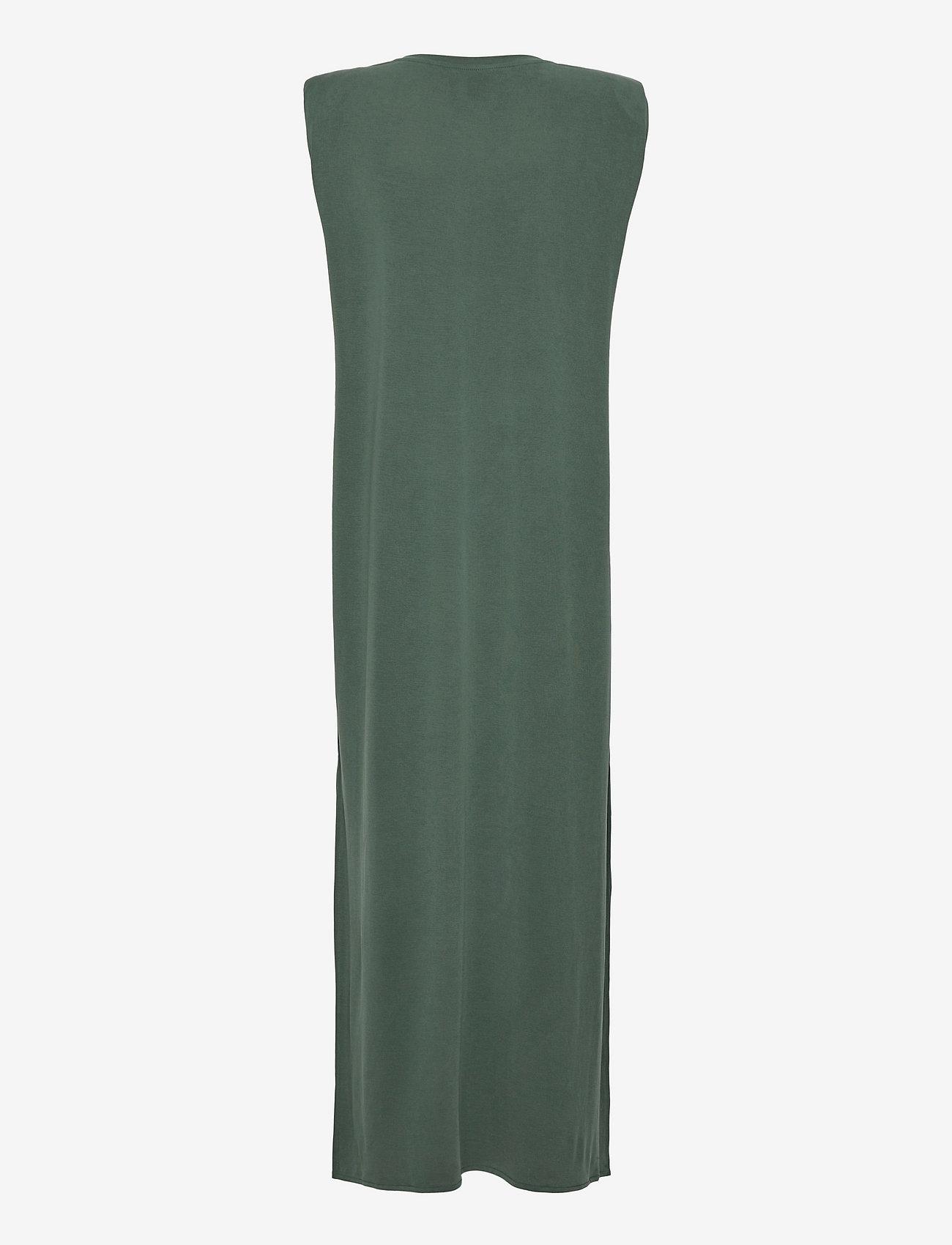 Lindex - Dress Milou - kveldskjoler - green - 1