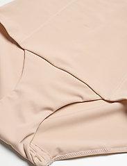 Lindex - Girdle Highwaist Britney - bottoms - beige - 2