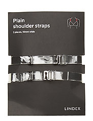 10mm Plain plexi straps - TRANSPARENT