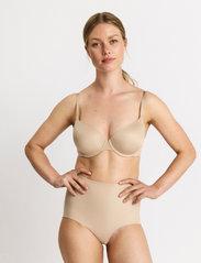 Lindex - Girdle Brief Janelle - bottoms - beige - 0