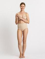 Lindex - Girdle Brief Janelle - bottoms - beige - 4