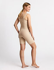 Lindex - Shaping Bodysuit Lana Legs - bottoms - beige - 4
