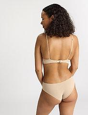 Lindex - Bra soft seamless Petite - non wired bras - beige - 5