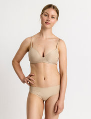 Lindex - Bra Flirt Strata - non wired bras - beige - 0