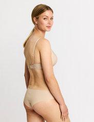 Lindex - Bra Flirt Strata - non wired bras - beige - 3