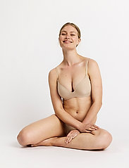 Lindex - Bra Flirt Strata - non wired bras - beige - 4