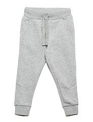 Sweatpants - GREY MELANGE