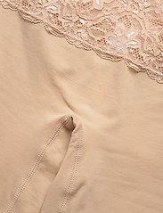 Lindex - Brief  Seamless Fanny Boxer mi - broekjes - beige - 2