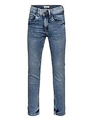 Trousers Denim Jordan jersey - LIGHT DENIM