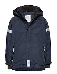 FIX Padded functional jacket - NAVY