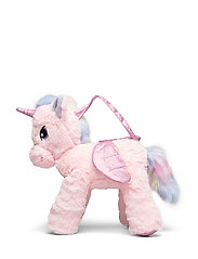 Bag animal toy - LIGHT DUSTY PINK