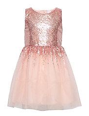 Dress Agnes - LIGHT DUSTY PINK