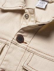 Lindex - Jacket twill Ester - denimjakker - lt beige - 2