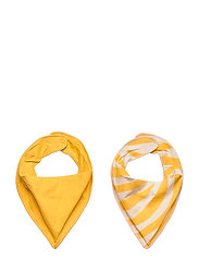 Indoor Scarf - DARK DUSTY YELLOW