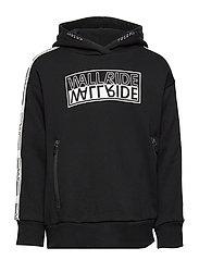 Sweatshirt hood Wallride - BLACK