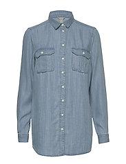 Shirt Zola denim - DENIM BLUE