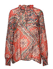 Blouse Diana - RED