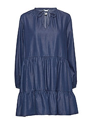 Dress Ophelia - DENIM BLUE