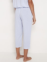 Lindex - Night Trousers Frenchy - doły - blue - 3