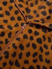 Lindex - Overall fleece - fleecetøj - brown - 2
