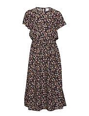 Dress Maxi Helena - BLACK