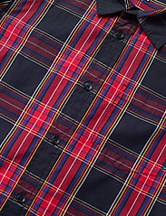 Lindex - Shirt check party checks - overhemden - dark navy - 2