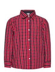 Shirt Christmas - DARK RED
