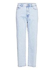 Trousers denim Hanna lt blue - BLUE