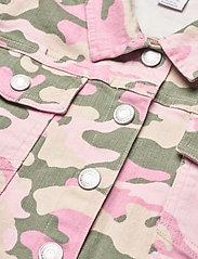 Lindex - Jacket twill Nasha - spijkerjassen - pink - 2