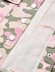 Lindex - Jacket twill Nasha - spijkerjassen - pink - 4