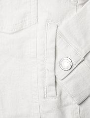 Lindex - Jacket twill Nasha - spijkerjassen - white - 3