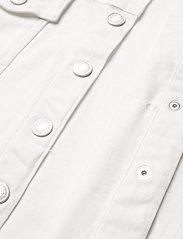 Lindex - Jacket twill Nasha - spijkerjassen - white - 4