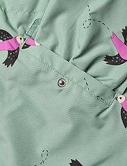 Lindex - Jacket AOP - lette jakker - green - 3