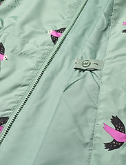 Lindex - Jacket AOP - lette jakker - green - 4
