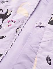 Lindex - Jacket AOP - lichte jassen - lilac - 4