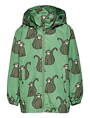 Jacket AOP - GREEN