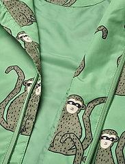 Lindex - Jacket AOP - lichte jassen - green - 4
