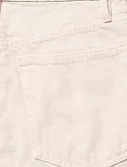 Lindex - Trousers denim Pam ecru - mom jeans - beige - 4