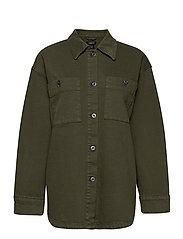 Jacket Frida - GREEN