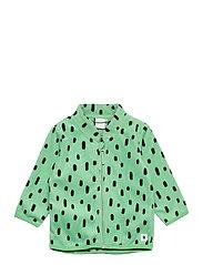 Jacket fleece - GREEN