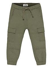 Trousers Pelle cargo - KHAKI