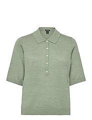 Poloshirt Ru - GREEN
