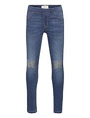 trousers denim Ida blue - BLUE